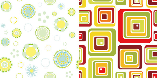 fashion graphic background vector