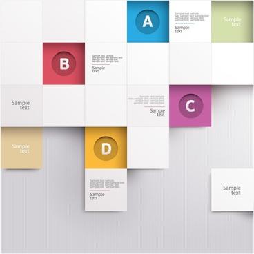 Fashion labels alphabet vector2