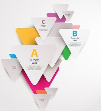 Fashion labels alphabet vector