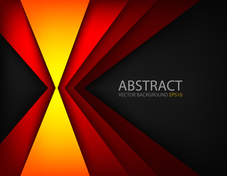 fashion multilayer abstract art background vector free vector in