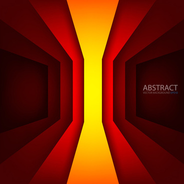fashion multilayer abstract art background vector