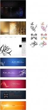 fashion pattern vector ai