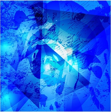 abstract background template sparkling blue grunge decor