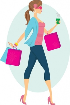 fashion shopping girls clip art free vector download 217 149 free rh all free download com shipping clip art free shopping clip art pictures