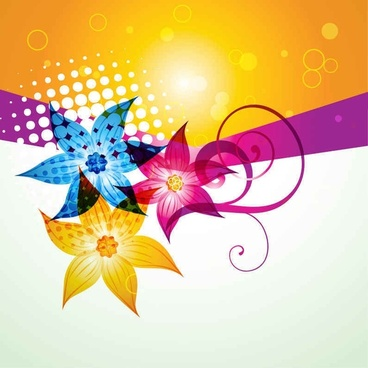 Fashion Vector Color Background