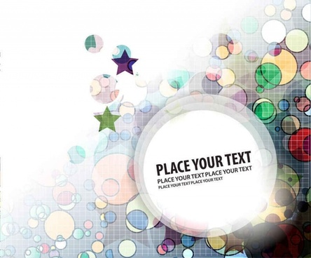 Fashionable vector background001
