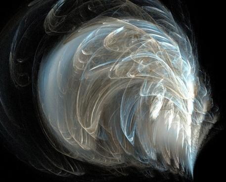 feathery fractal