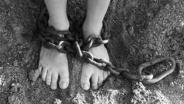 feet chains chain