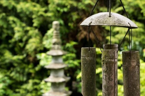 feng shui stone lantern lantern