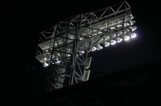 fenway lights
