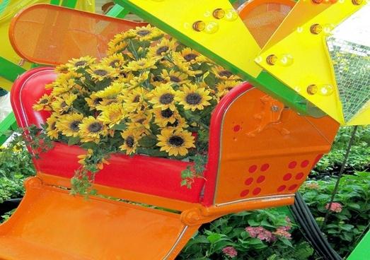ferrace wheel seat