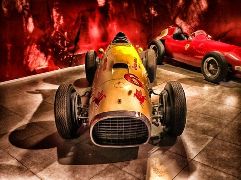 ferrari 1952 racing