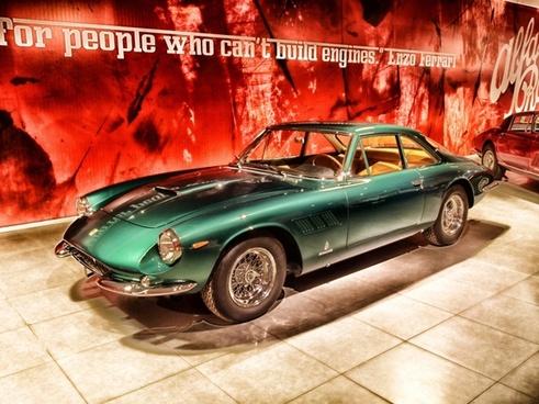 ferrari 500 1965 car