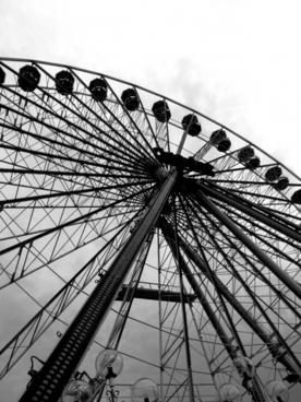 ferris wheel fair measurable space
