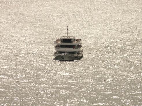 ferry water watercraft