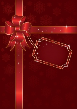 festive background vector packaging