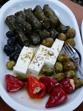 feta cheese buffet salad buffet