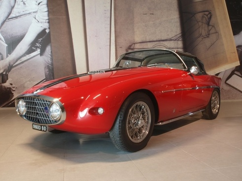 fiat 1953 car automobile