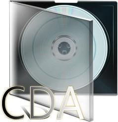 Fichier CDA