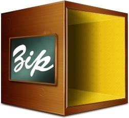 Fichiers compresse zip
