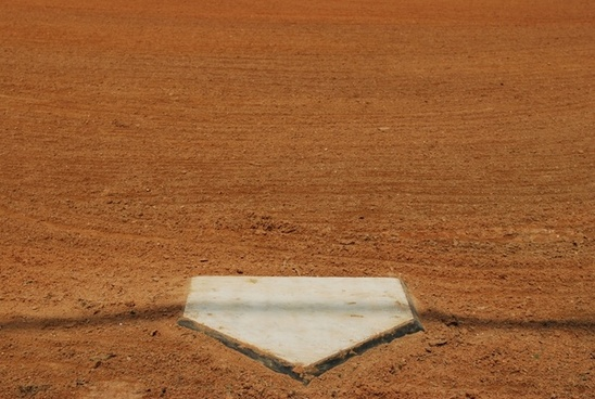 field home plate