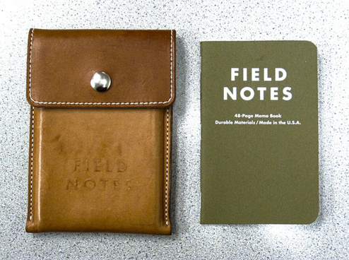 field notes pony express pouch
