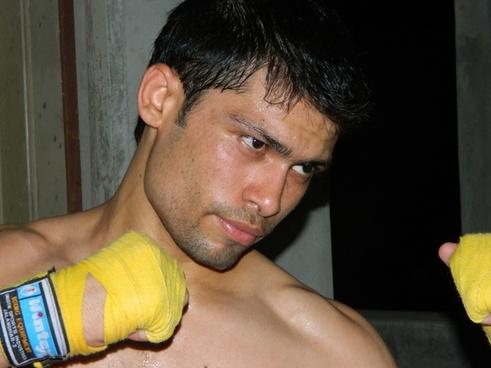 fight boxer sport