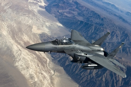 fighter jet f-15 strike eagle fighter aircraft