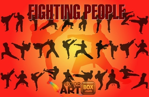 Fighting People