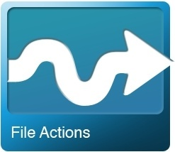 File actions