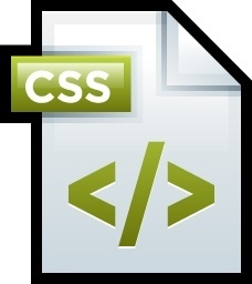 File Adobe Dreamweaver CSS 01