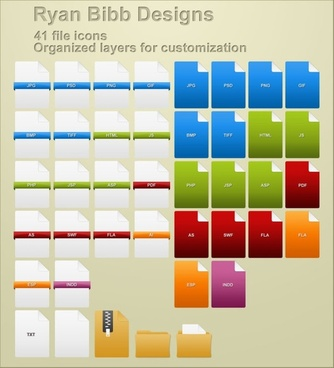 file format icon psd