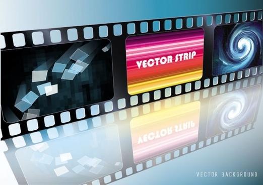 film 02 vector