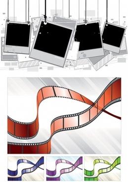 film clip art pictures
