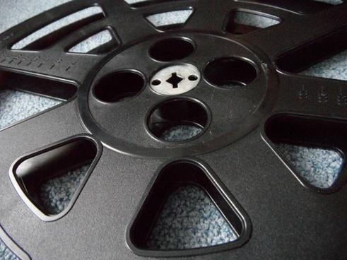film reel 16mm film