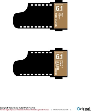 film vector