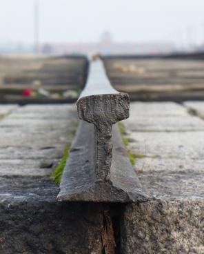 final stop tracks birkenau