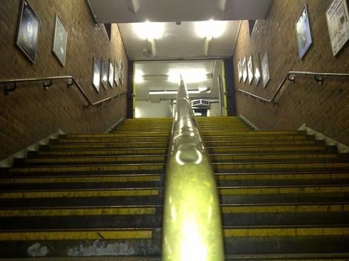 finchley road stairs
