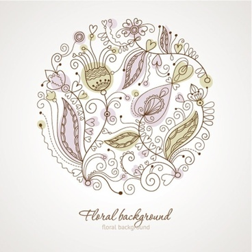fine background pattern 03 vector