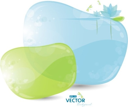 fine bubbles 01 vector