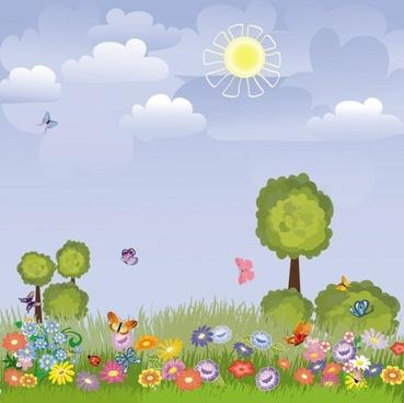 fine children illustrator 03 vector