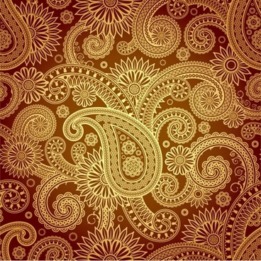 fine classical pattern vector 2