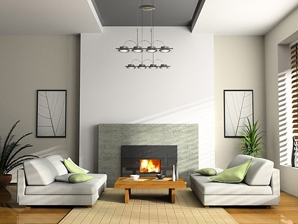 Elegant Fine Home Interior Picture 4