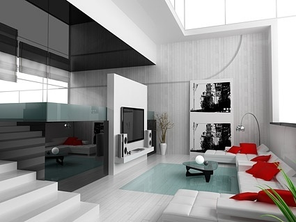 fine home interior picture 8
