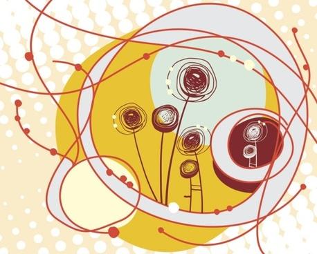 fine illustrator of children 04 vector