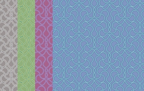 fine line pattern background 02 vector