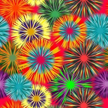 fine pattern background 02 vector