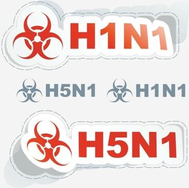 fine stickers 01 vector