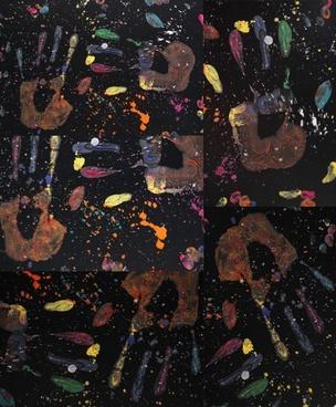 fingerprints highdefinition picture