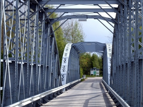 finland bridge outside